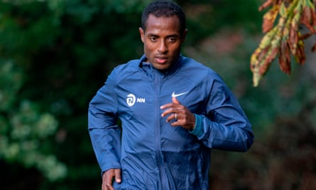 Kenenisa Bekele said he was sorry to disappoint his fans by pulling out of the London Marathon at short notice.