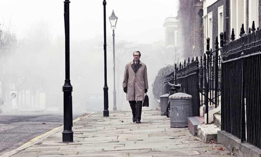 Gary Oldman Tinker Tailor Soldier Spy (2011).