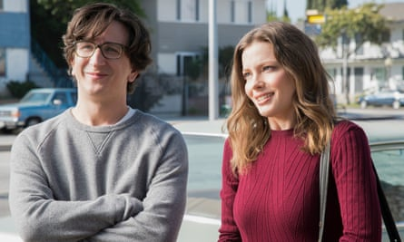 Paul Rust and Gillian Jacobs as Gus and Mickey in Love.