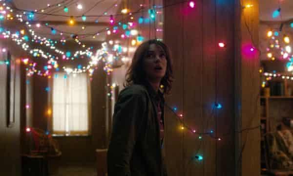 Winona Ryder in Stranger Things