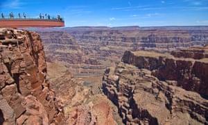 Grand Canyon Skywalk, Arizona