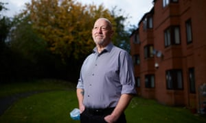 Bill Moss is the only gay person in his sheltered flats in Salford: 'I do feel isolated. I could do with having LGBT+ neighbours to have a chat with.'
