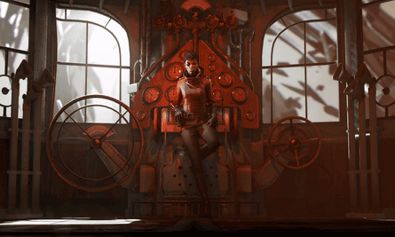 Dishonored Death of the Outsider features Billie Lurk, the badass grizzled boat captain from Dishonored 2.