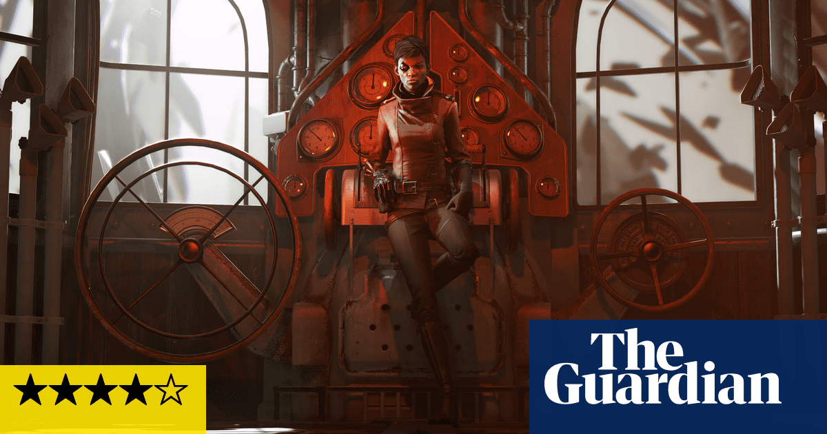 dishonored death of the outsider steampunks crack