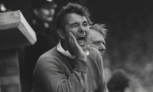 Brian Clough told a visiting Bill Shankly to address his Nottingham Forest team after a victory at Everton on the opening day of the 1977-78 season.