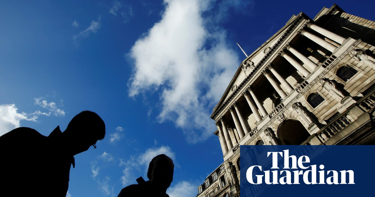 Bank of England says no-deal Brexit would be worse than 2008 crisis
