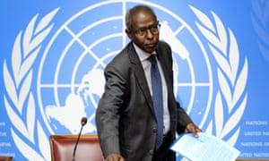 Eritrean presidential adviser Yemane Gebreab