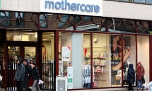 Mothercare returned to growth in the third quarter.