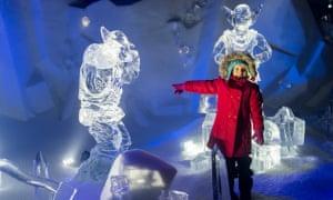 Ice Kingdom At Hyde Park Winter Wonderland