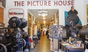 The Cinema Museum: 'wonderfully eccentric.'