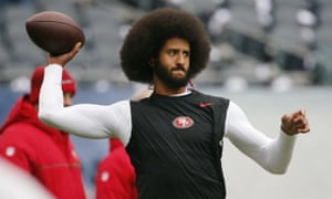 Colin Kaepernick has yet to find a new team