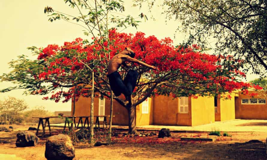 'A beautiful adventure' … Mohamed Y Shika at Ecole Des Sables.