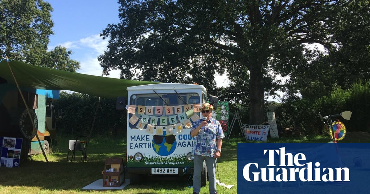 Anxiety and biscuits: the climate cafes popping up around the world