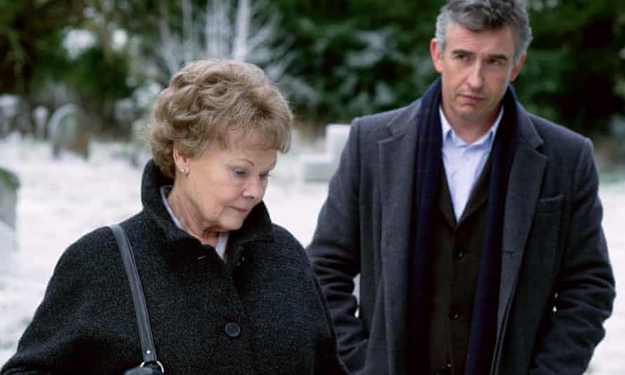 Steve Coogan and Judi Dench in Philomena.