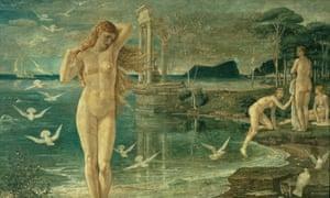 The Renaissance of Venus, 1877 by Walter Crane