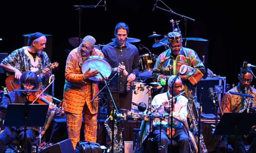 Fifty years young … Art Ensemble of Chicago 50th Anniversary.