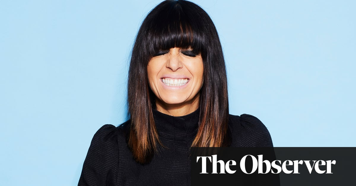 Claudia Winkleman: 'Every September, I turn several shades of orange brighter, and off we go'