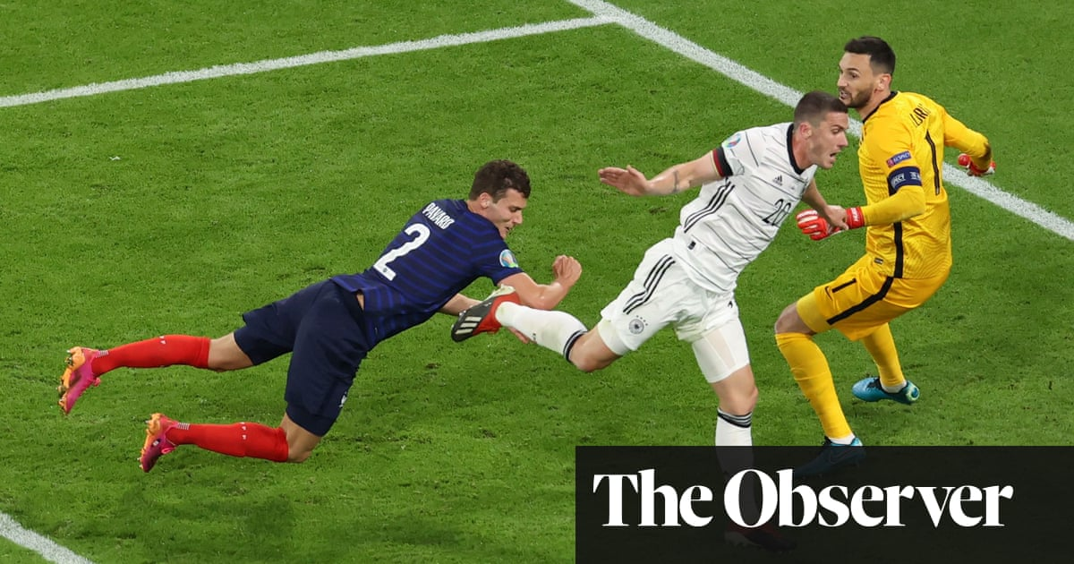Pavard and Danilo incidents at Euro 2020 highlight concussion failings