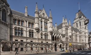 The court of protection sits at the Royal Courts of Justice in London