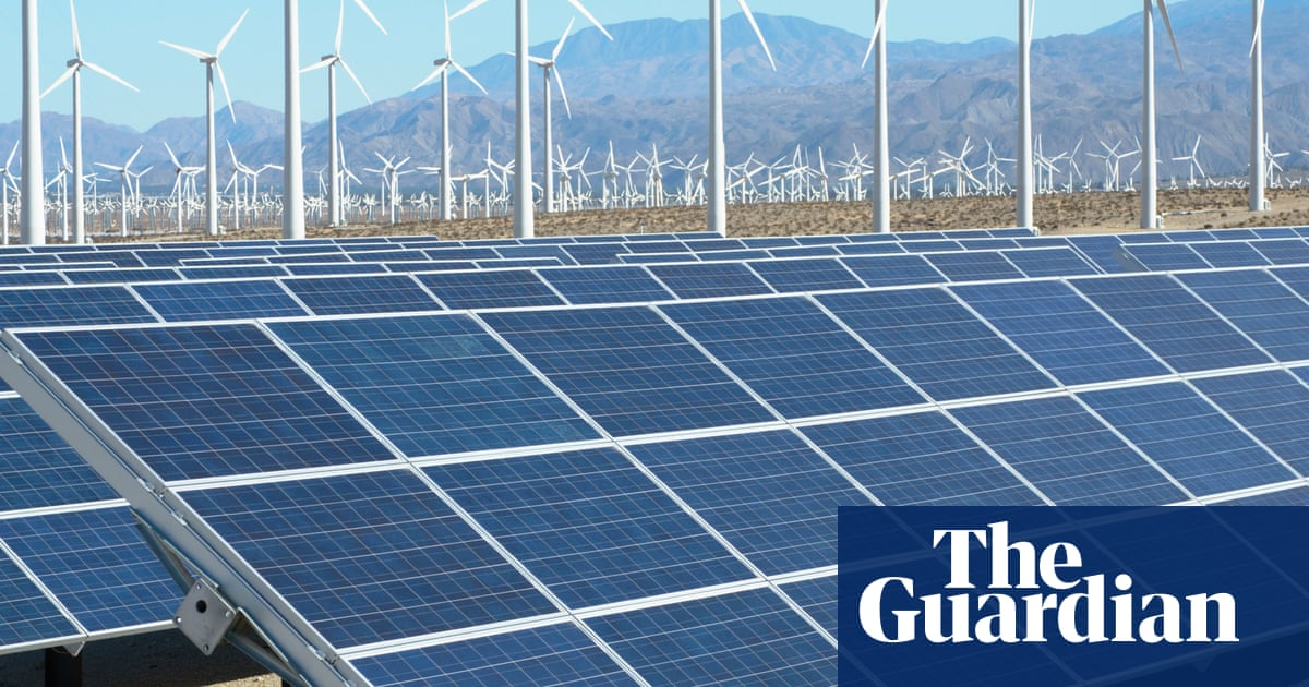 BP buys string of US solar farms for £155m in clean energy drive