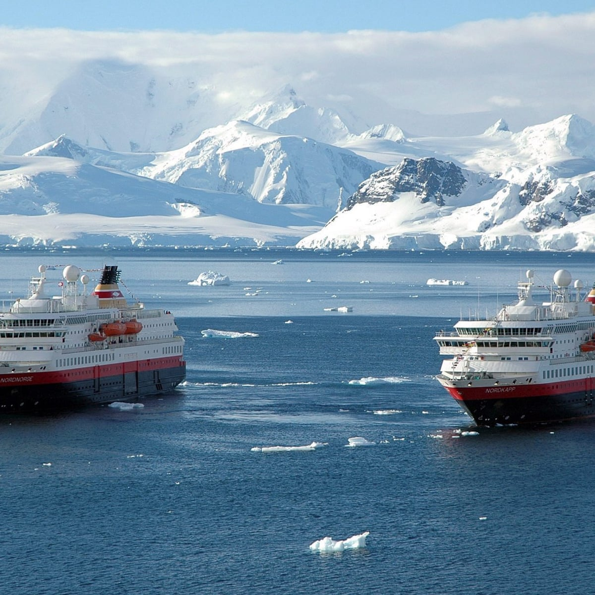 Dead Fish To Power Cruise Ships Environment The Guardian