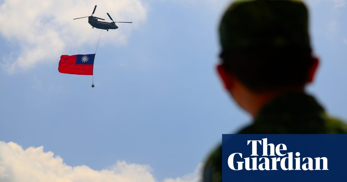 Why are there fears China and Taiwan could go to war? – video