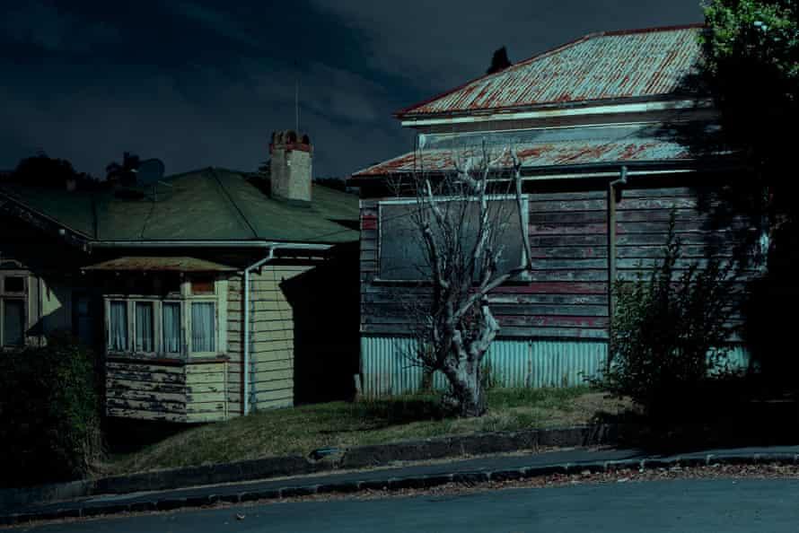 'Shuttered House'.