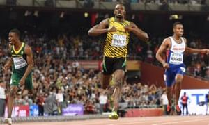Usain Bolt, 2015 world championships