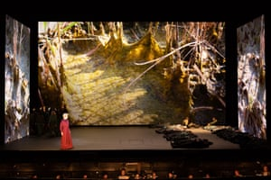 English National Opera's staging of 'War Requiem' by Benjamin Britten