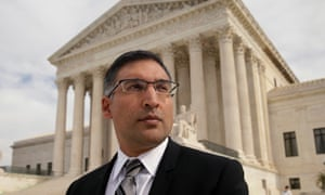 'I think Donald Trump is an existential threat to the rule of law and democracy and to the enlightened west' … the lawyer and author Neal Katyal.