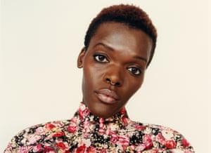 Shelia Atim photographed in London January 2020. Styling by Melanie Wilkinson