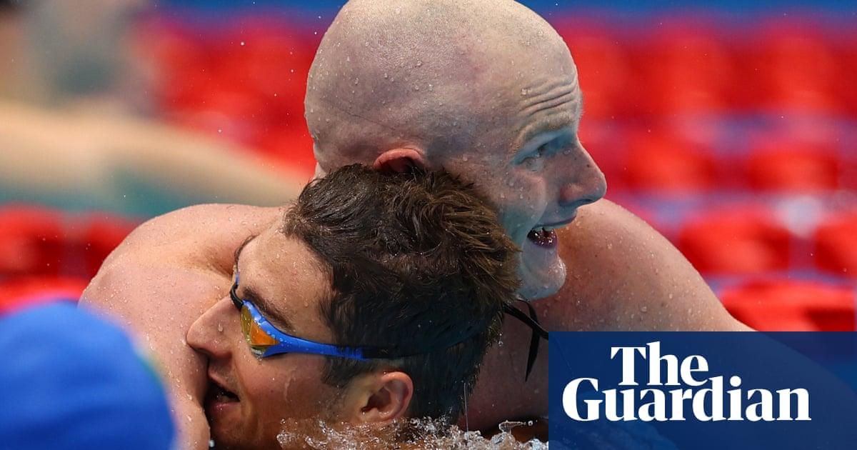 Tokyo 2020 Paralympics briefing: Ukraine and GB swim to glory