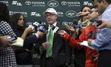 Woody Johnson established himself as a top fundraiser for the Trump campaign.