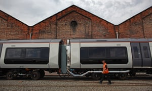 Canadian trainmaker Bombadier is based in Derby's Litchurch Lane works