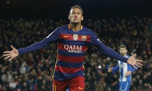 Controversy continues to surround Neymar's transfer from Santos to Barcelona.