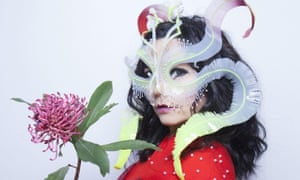 Björk will be performing at the All Points East festival in London in May.