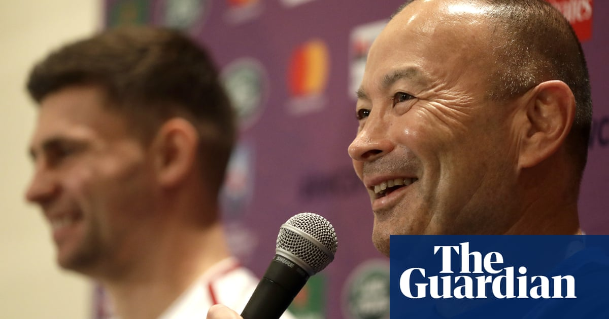 Enjoy the third-place play-off: Eddie Jones makes dig at Wales Gatland – video