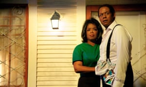 Oprah Winfrey and Forest Whitaker in Lee Daniels' The Butler.