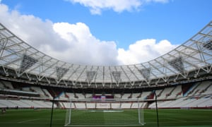 The Olympic Stadium, now the London Stadium in its use by West Ham United, would be free in the summer of 2019 to host Cricket World Cup matches.