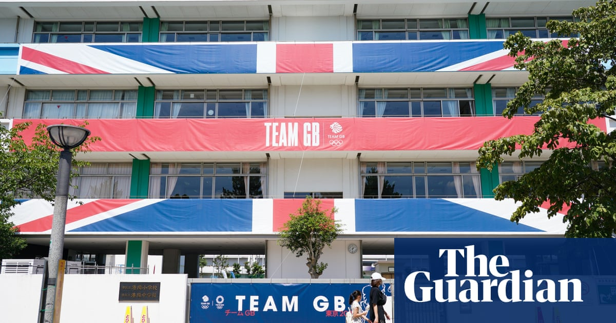 Six Team GB athletes forced to isolate after Covid scare before Olympics