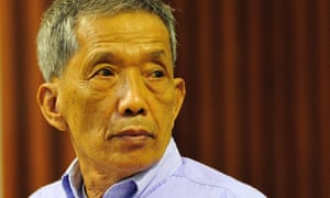 Cambodian Khmer Rouge leader 'Comrade Duch' was serving a life sentence when he died.