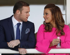 'Everyone loves a love song, a love story, a love poem. Even Wayne Rooney writes them to Coleen.'