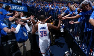 Kevin Durant was a hero in Oklahoma City until his departure for the Golden State Warriors