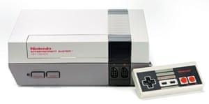 Nintendo Entertainment System, 1983