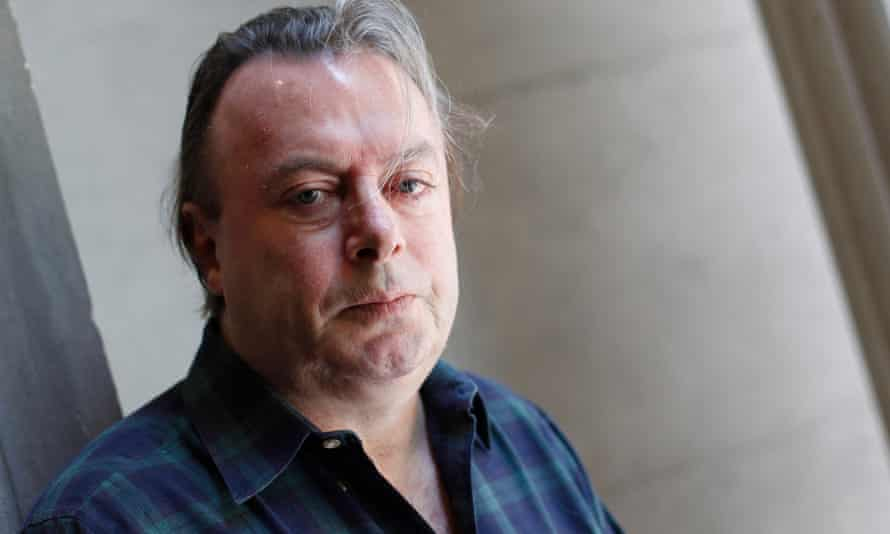 Christopher Hitchens in June 2010