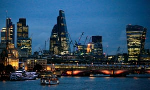 Is it lights out for the London economy? The capital was the worst performer out of 12 regions on one measure of business activity for the weeks following 23 June, the day of the referendum.