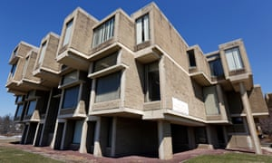 Like many brutalist structures, the administrative building was deemed an eyesore.