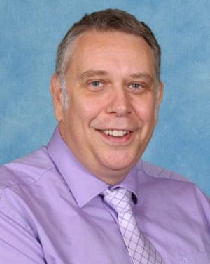 Anthony White, headteacher, Pound Hill junior school, Crawley.