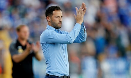 Domenico Tedesco is highly regarded, but with just a short spell managing in the second tier his appointment by Schalke is a huge gamble.
