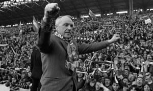 Bill Shankly (1913 – 1981).